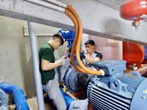 Dịch vụ lắp máy bơm hoá chất