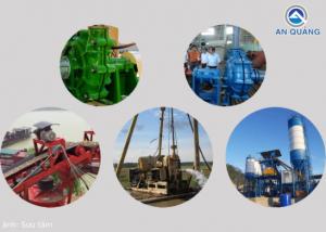 Máy bơm cho ngành khai thác khoáng sản