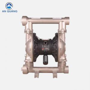 máy bơm hoá chất H2SO4 - bơm màng khí nén